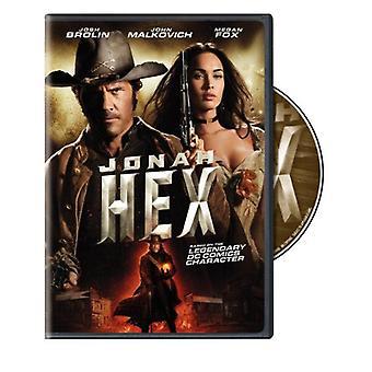 Jonah Hex [DVD] USA importerer