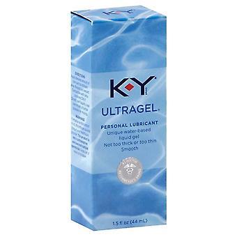 K-y ultragel personal lubricant, 1.5 oz *