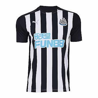 2020-2021 Newcastle Home Football Shirt