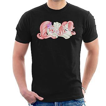 My Little Pony Strawberry Sweetie Sleep Men's T-Shirt