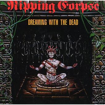 Ripping Corpse - Dreaming with the Dead [CD] USA import