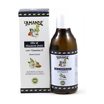 Scented Sweet Almond Oil 250 ml