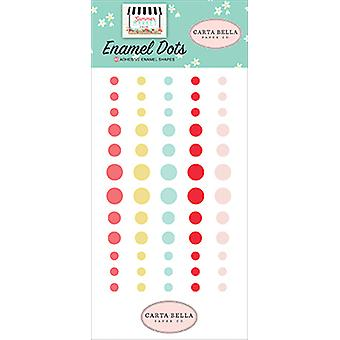 Carta Bella Summer Market Enamel Dots