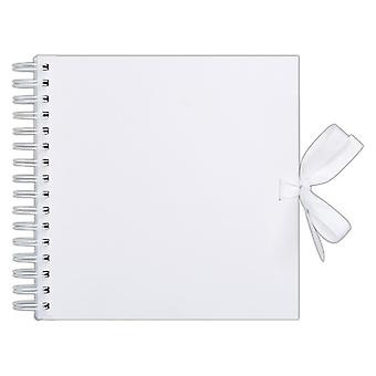 Papermania 12 x12 Inch Scrapbook Blanc