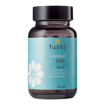 Fushi Wellbeing Whole Food Zinc Veg Caps 60 (F0021258)