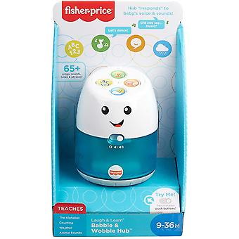 Fisher-Price Laugh & Learn Babble & Wobble Hub