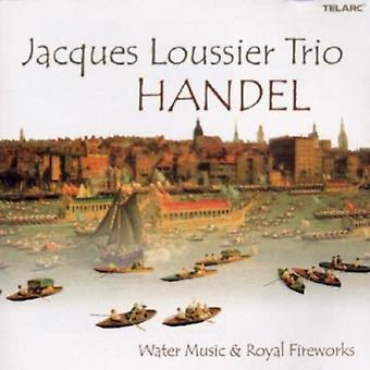 G.F. Handel - Handel: Water Music & Royal Fireworks [CD] USA import