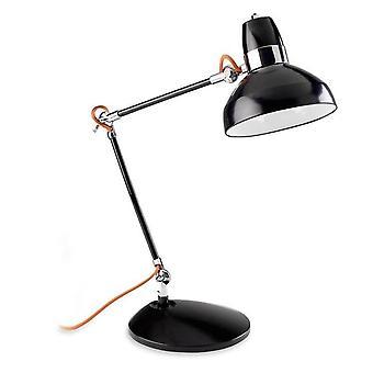 Leds-C4 - 1 Light Tall Table Lamp Black, E27
