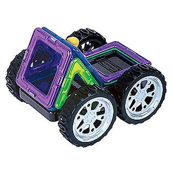 Magformers Rally Kart Boy