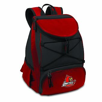 Ptx- Red ( U Of Louisville Cardinals) Digital Print Backpack