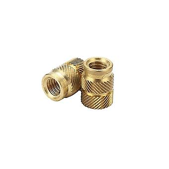 Brass Insert Nuts Injection Hot-melt Brass - Hot Pressed Into Plastic Inset Nut