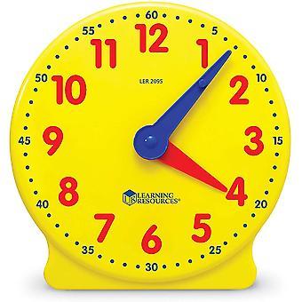 Recursos de Aprendizaje Estudiante de Gran Tiempo 12 Horas Reloj de Aprendizaje