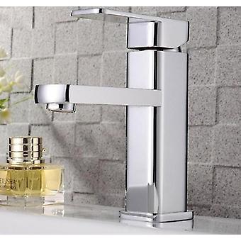 Beckenmixer Kalt- und Warmwasserhahn - Single Handle Badezimmer Wasserhahn
