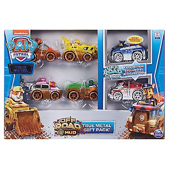 Paw Patrol True Metal Classic Gift Pack (Actualizar)