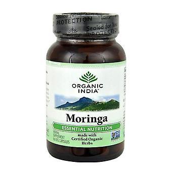 Organic India Organic Moringa, 90 Caps