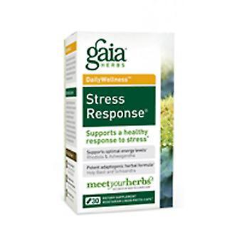 Gaia Herbs Stress Response, 30 casquettes