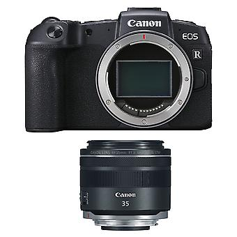 CANON EOS RP - RF 35mm F1.8 IS Macro STM