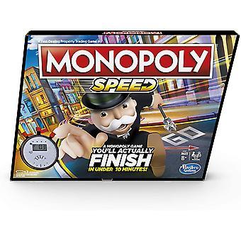 Monopoly Speed Brett Spiel