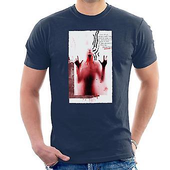 Psycho Norman Bates Guest Note Men''s T-Shirt
