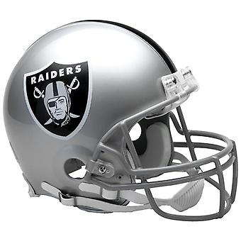 Riddell VSR4 Authentic Football Helmet - NFL Las Vegas Raiders