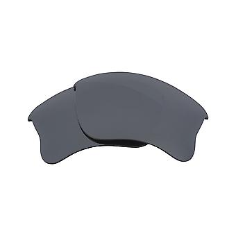 Replacement Lenses for Oakley Half Jacket 2.0 XL Sunglasses Anti-Scratch Silver