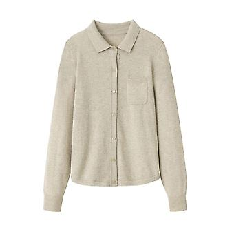 Mulheres's Cardigan Cashmere