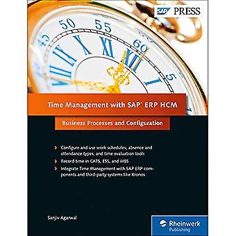 Ajanhallinta SAP Erp Hcm:n avulla: Liiketoimintaprosessit ja kokoonpano