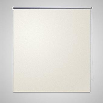 Darkening roller blind 120 x 175 cm cream