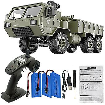 Rc Military Truck Model Toy With Camers
