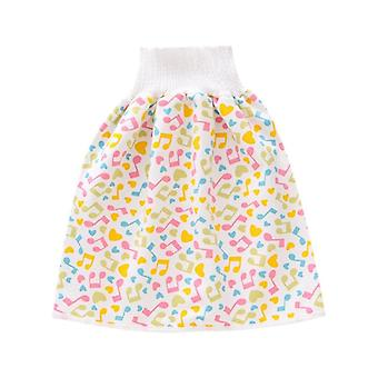 Prevent Baby Bed Wetting Pure Cotton Skirt For Preventing Leakage Of Urine