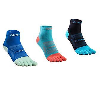 Ultra Run Athletic Five Toe Sports Socks