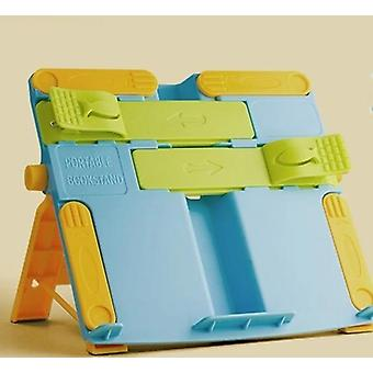 Foldable Book-holder, Stand, Reading Support For Student