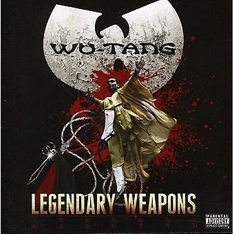 Wu-Tang - Legendary Weapons [CD] USA import