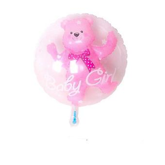 Large Helium Balloons For / - Baby Shower Decoration