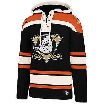 &ampos;47 Overlegen Lacer Heavy Fleece Hoody NHL Anaheim Ducks