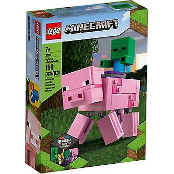 レゴ 21157 ビッグフィグ ピッグ と ベビー ゾンビ