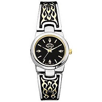 Harley Davidson 78L108 Women's Bangle Style Wristwatch