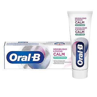 Oral-b Sensibilidad & Encías Lugn Extra Färsk Dentífrico 75 Ml Unisex