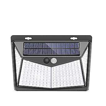 Led Solar Motion Sensor Lights, Ip65 Street Security Wall Lamp