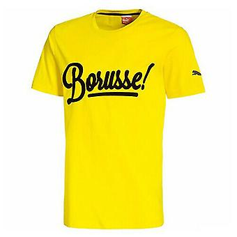Puma BVB Borussia Dortmund Koszulka męska koszulka męska 745916 02 DD64