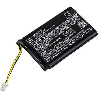 Battery for Polycom 2200-32400-001 PWM-10T QDX-6000 Wireless Soundstation PWM-10