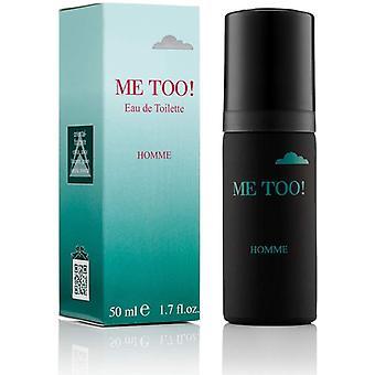 Milton Lloyd Me Too Homme Eau de Toilette Spray for Men 50 ml