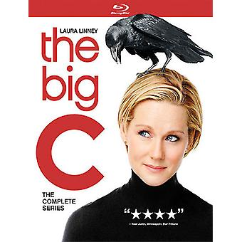 Big C: Complete Series [Blu-ray] USA import