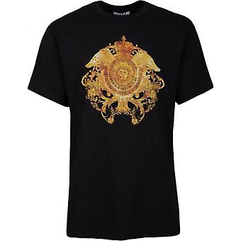 Versace Jeans Couture Stor Sol Logo T-skjorte