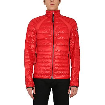 Canada Goose 2714m11 Men's Red Nylon Down Jacket