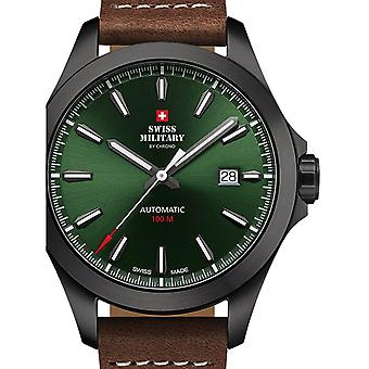 Mens Watch Swiss Military By Chrono SMA34077.12, Automatic, 42mm, 10ATM