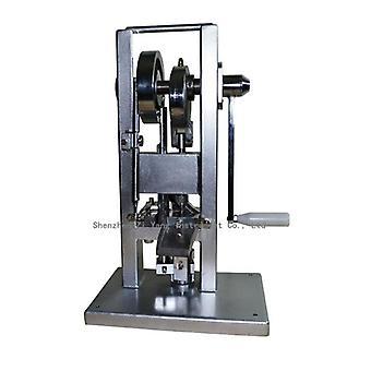 Máquina manual de prensa de pílula única 20kg