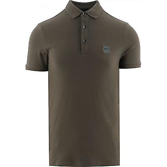 BOSS Khaki Passenger Polo Shirt