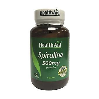 Spirulina 60 tablets