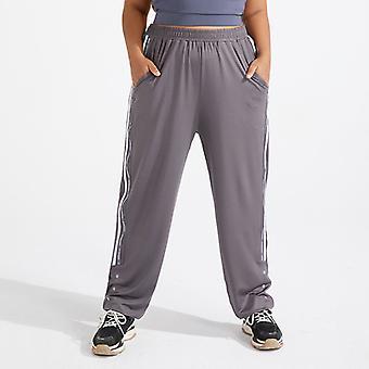 Dames plus size sport yoga broek M15
